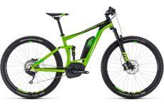 Велосипед Cube Stereo Hybrid 120 Exc 500 29 (2018)