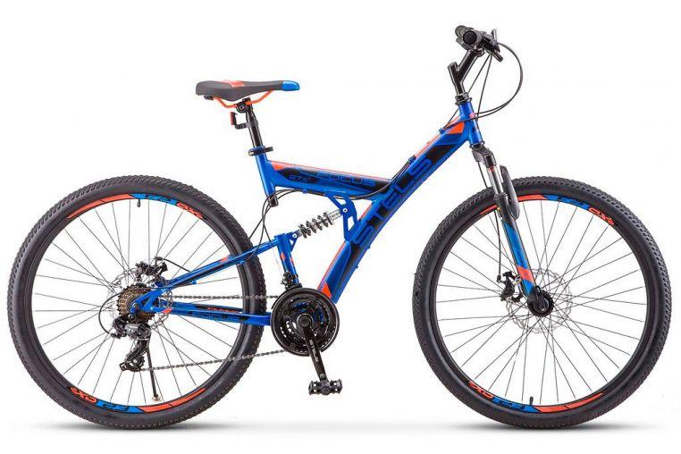 Велосипед Stels Focus MD 21 Sp 27.5 V010 (2018)