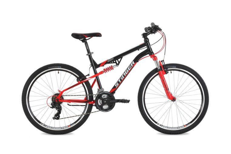 Велосипед Stinger Discovery 26 (2018)
