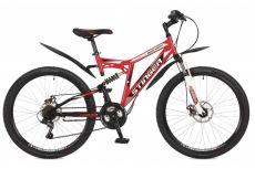 Велосипед Stinger Highlander 100D 26 (2017)