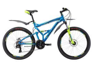 Велосипед Stark Jumper 26.2 FS D (2017)