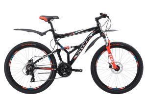 Велосипед Stark Jumper 26.2 FS HD (2018)