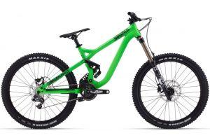 Велосипед Commencal Supreme FR 2 (2014)