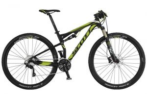 Велосипед Scott Spark 950 (2014)