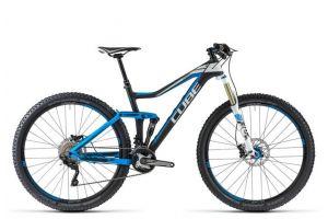 Велосипед Cube Stereo 140 HPC Pro (2014)