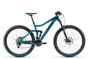 Велосипед Cube Stereo 140 HPC Race (2014)