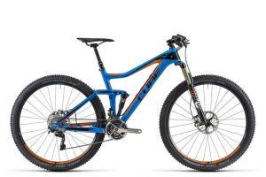 Велосипед Cube Stereo 120 Super HPC SL (2014)