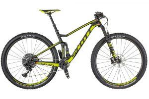 Велосипед Scott Spark 920 (2018)