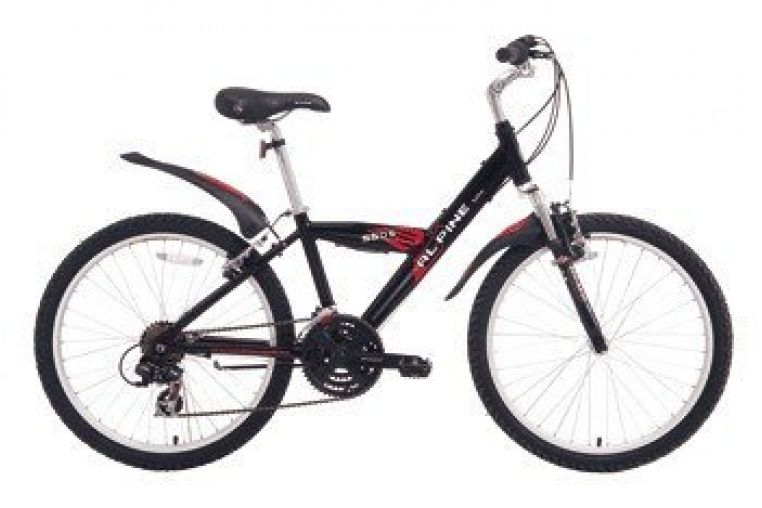 Велосипед Alpin Bike 550S (2008)