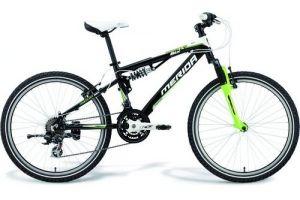 Велосипед Merida NINETY-SIX JUNIOR 624-SUS (2010)