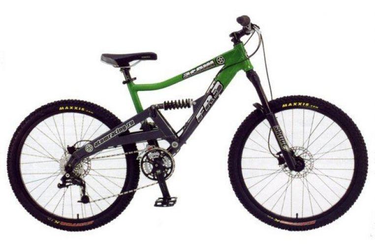 Велосипед Atom FR 3 (2005)