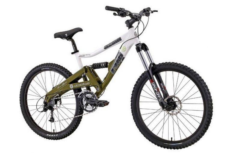 Велосипед Atom Fr6 (100/130/150mm) (2006)