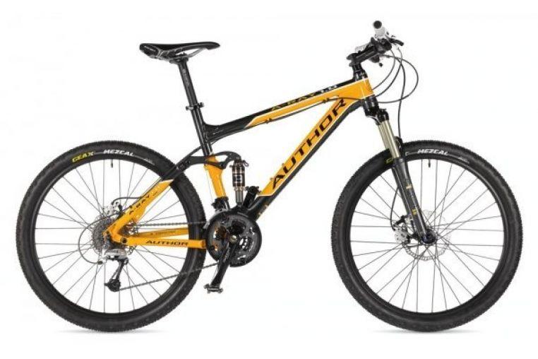 Велосипед Author A-Ray 1.0 (2012)