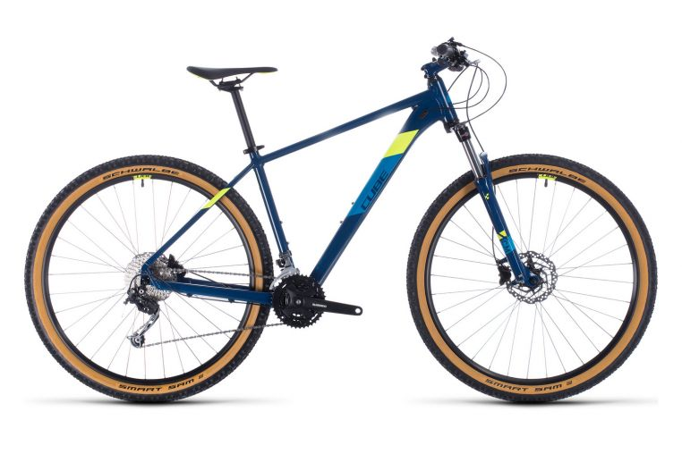 Велосипед Cube Aim SL 29 (2020)