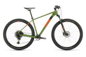 Велосипед Cube Analog 29 (2020)