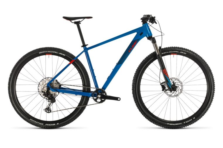 Велосипед Cube Reaction Pro 29 (2020)