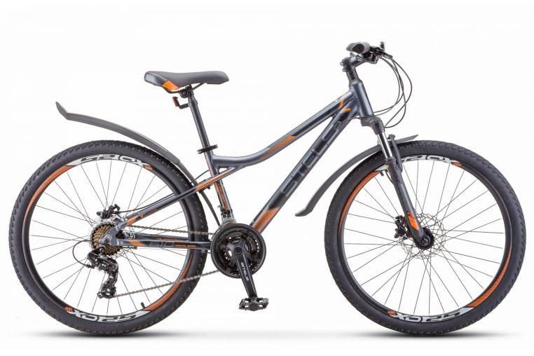 Велосипед Stels Navigator 610 D 26 V010 (2020)