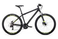 Горный велосипед  Forward Apache 27.5 3.0 Disc (2020)