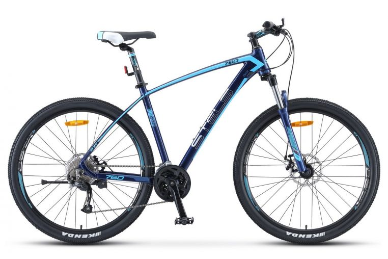Велосипед Stels Navigator 760 MD 27.5 V010 (2020)