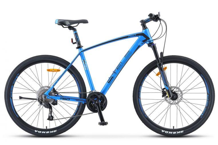 Велосипед Stels Navigator 760 D 27.5 V010 (2020)
