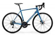 Шоссейный велосипед  Merida Scultura Disc 400 (2020)