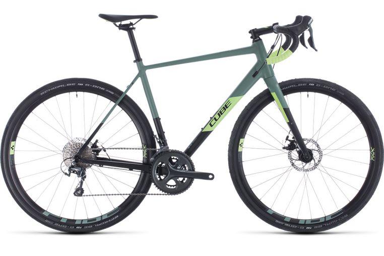 Велосипед Cube Nuroad Pro (2020)