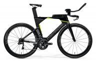 Шоссейный велосипед  Merida Warp TRI Limited (2020)