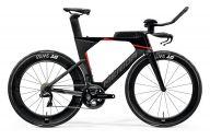 Шоссейный велосипед  Merida Warp TRI 10K-E (2020)