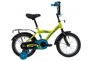 Велосипед Novatrack Forest 14 (2020)