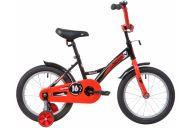 Детский велосипед  Novatrack Strike 16 (2020)