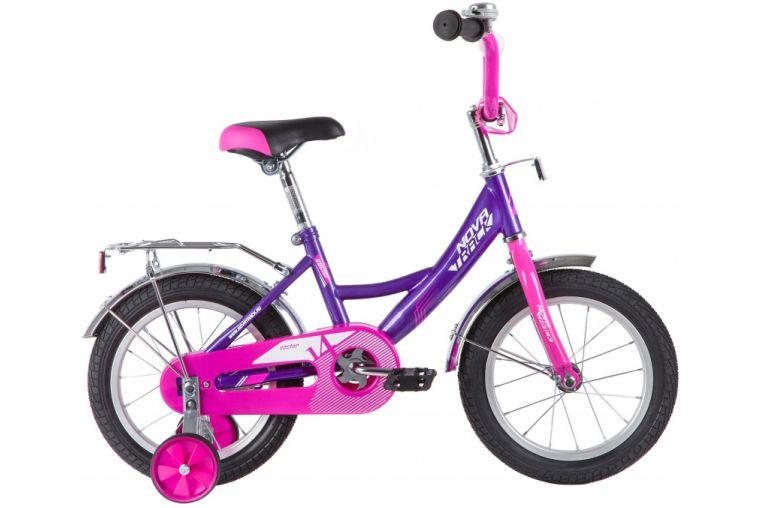 Велосипед Novatrack Vector 14 (2020)