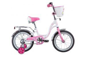 Велосипед Novatrack Butterfly 14 (2020)