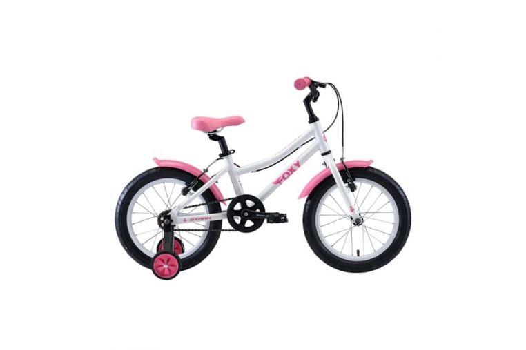 Велосипед Stark Foxy 16 Girl (2020)