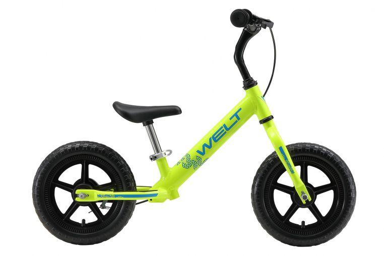 Велосипед Welt Zebra 12 (2020)