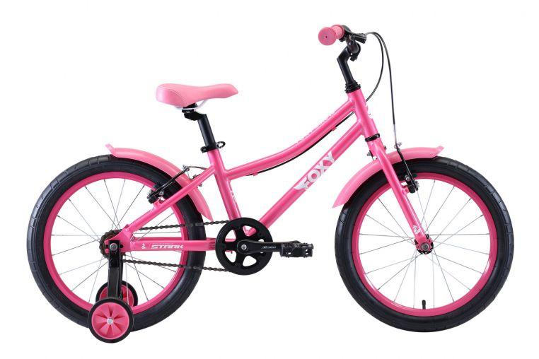 Велосипед Stark Foxy 18 Girl (2020)