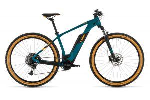Велосипед Cube Reaction Hybrid Pro 500 27.5 (2020)
