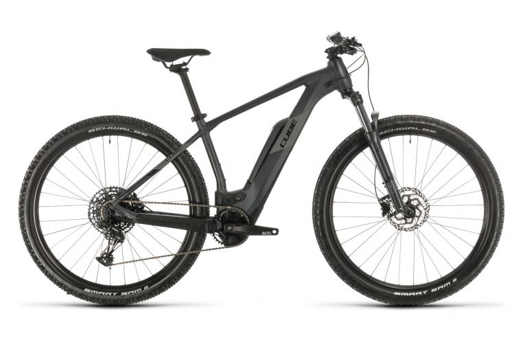 Велосипед Cube Reaction Hybrid Pro 500 29 (2020)