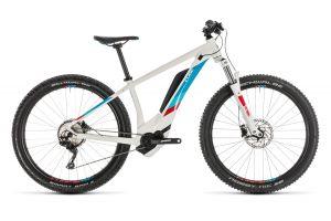 Велосипед Cube Access WS Hybrid Pro 400 27.5 (2019)