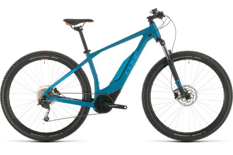Велосипед Cube Acid Hybrid One 400 29 (2020)