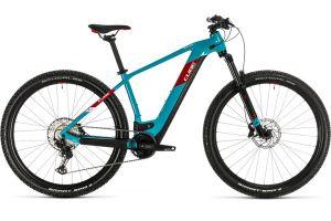Велосипед Cube Reaction Hybrid EXC 500 29 (2020)