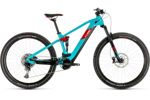 Велосипед Cube Stereo Hybrid 120 Pro 500 29 (2020)