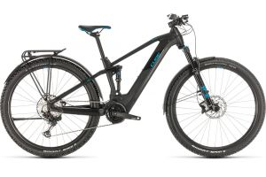 Велосипед Cube Stereo Hybrid 120 Race 500 Allroad 29 (2020)