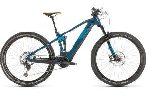 Велосипед Cube Stereo Hybrid 120 SL 625 29 (2020)