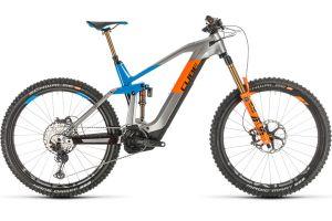 Велосипед Cube Stereo Hybrid 160 HPC Action Team 625 27.5 (2020)