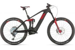 Велосипед Cube Stereo Hybrid 160 HPC SLT 625 27.5 (2020)