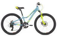 Подростковый велосипед   Stinger Galaxy Evo 24 (2019)