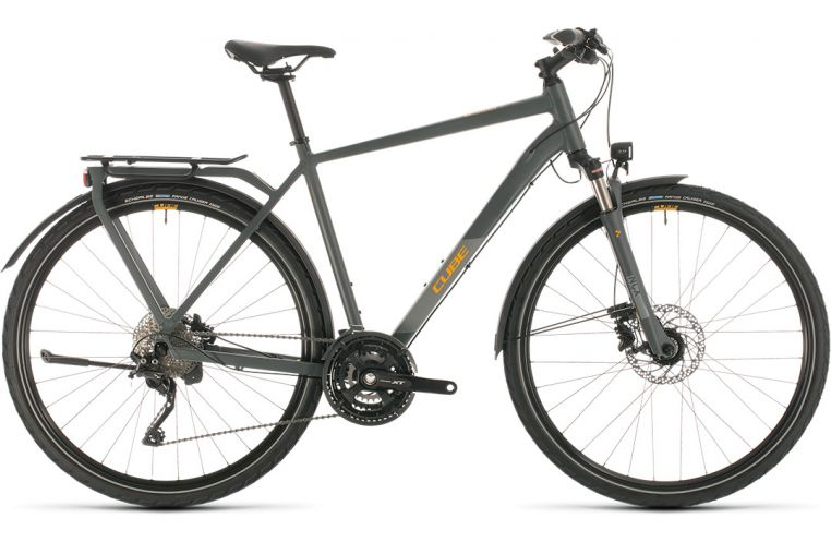 Велосипед Cube Kathmandu EXC (2020)