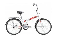 Дорожный складной велосипед    Novatrack TG-24 Classic (2020)