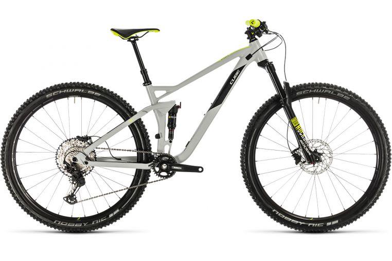 Велосипед Cube Stereo 120 Race 29 (2020)