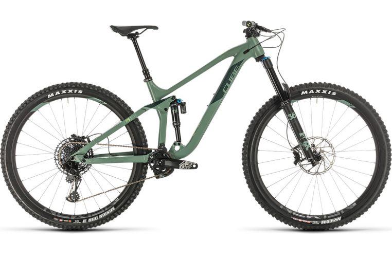 Велосипед Cube Stereo 170 Race 29 (2020)